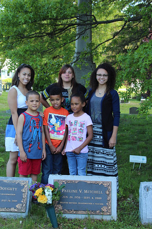 Some of her grandkids