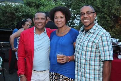 Bobby, Jo-Jo and Allan