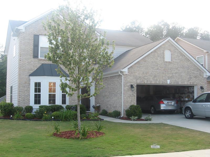 Tony and Haydee's house