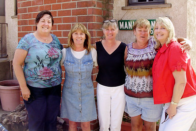 MP, Colleen, Terrie, Terry Kramer, Cathy