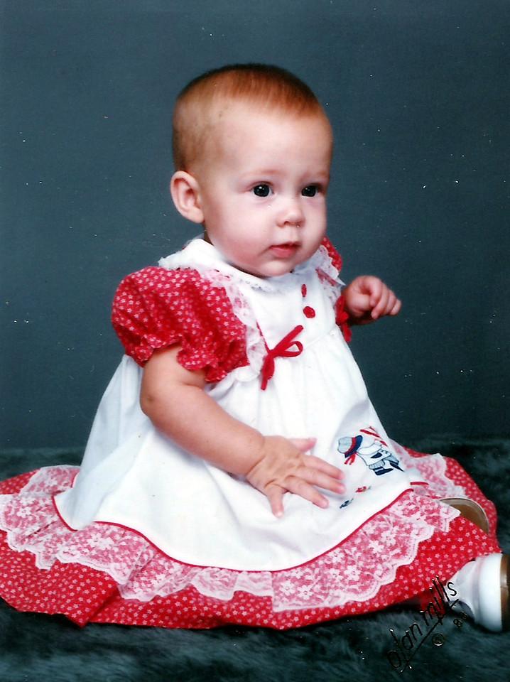 Sarah Jane.  6 months.