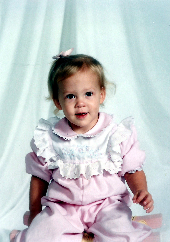 Sarah Jane Humphries - 18 months.