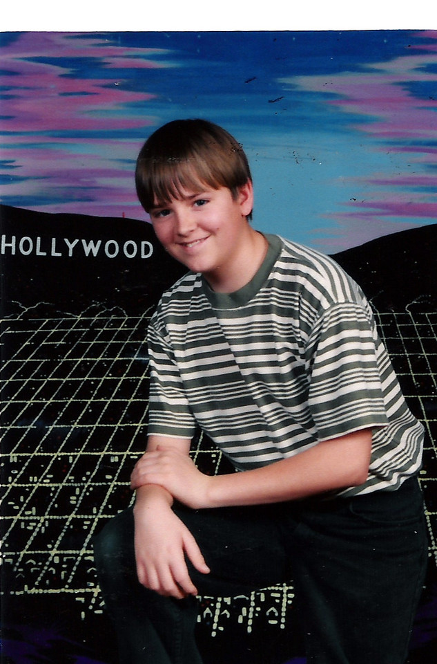Luke Van  - 7th grade - 1998.  Didn't know he went to Hollywood!