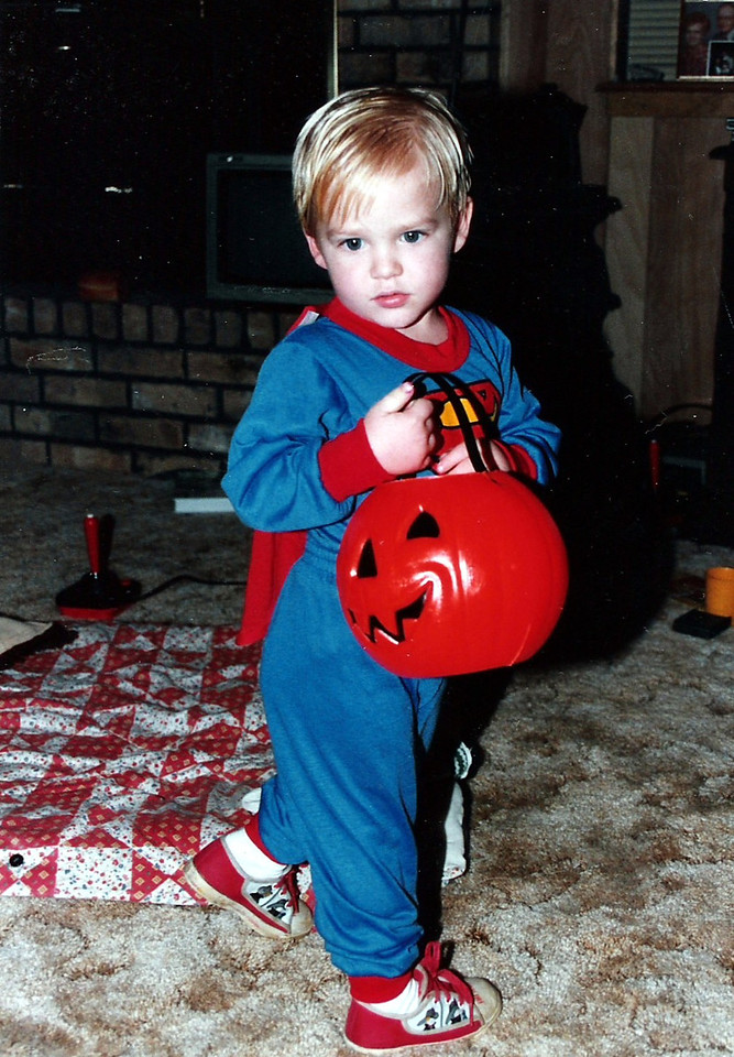 Super Luke!   Here he comes to save the day!!!