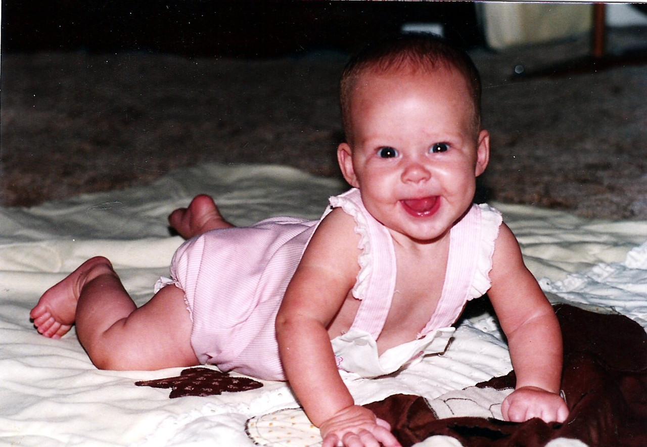 Sarah Jane Humphries.  What a cutie.