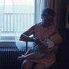 1973-05 Slide 10-02 Visit with Great Grammie Sanborn in Manchester NH