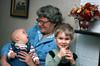 1977 Slide 13-59 Eric, Aunt Martine, Dave