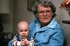 1977 Slide 13-56 Eric and Aunt Martine