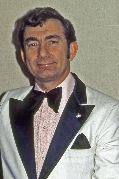 Larry at the Playboy Club in Lake Geneva, Wisconson for the Advance Schools, Inc. national convention in 1973.