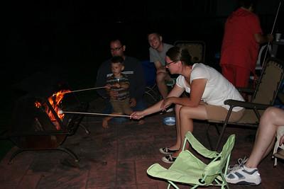 Bonfire @ Jim's