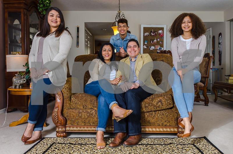Mendoza's Family-1