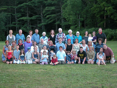 Menten Family Reunion '04