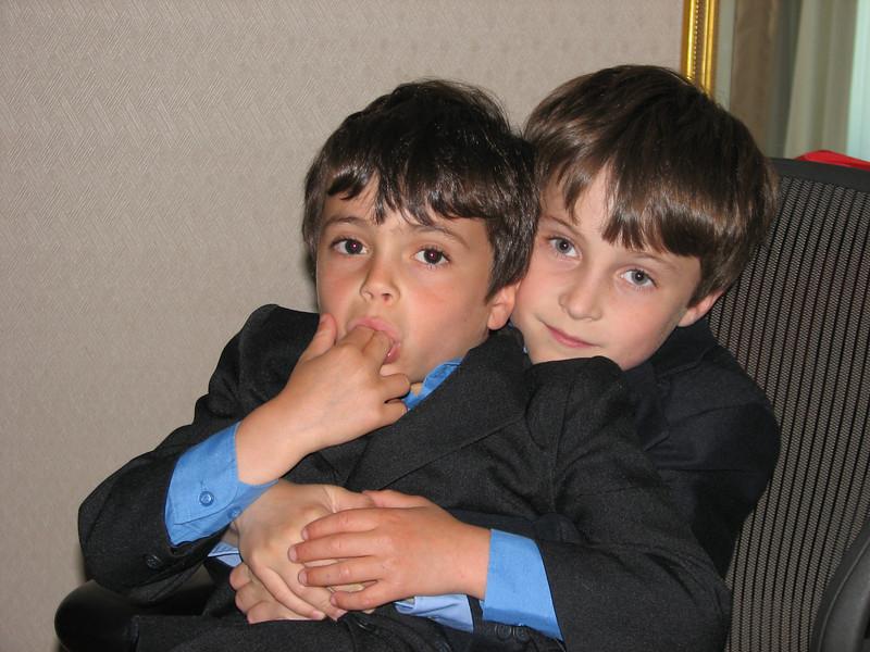 Sam & Henry