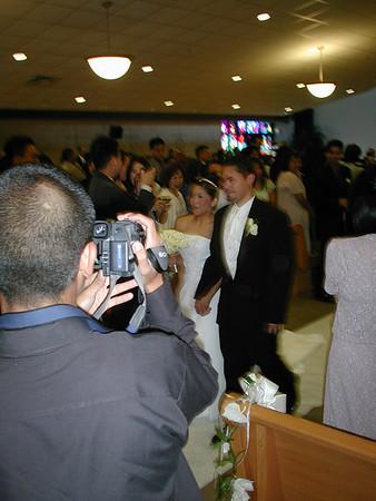 Merlina Wedding 2003