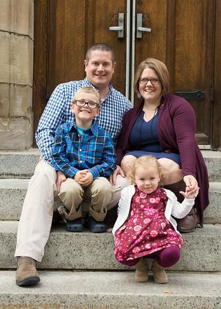 Merriman Family 2017
