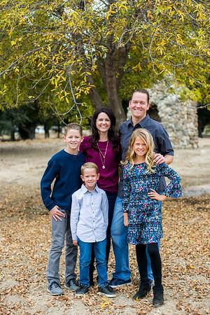 Metzger family fall mini