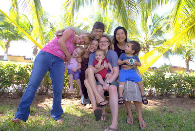 Family - Mexico Feb 08
