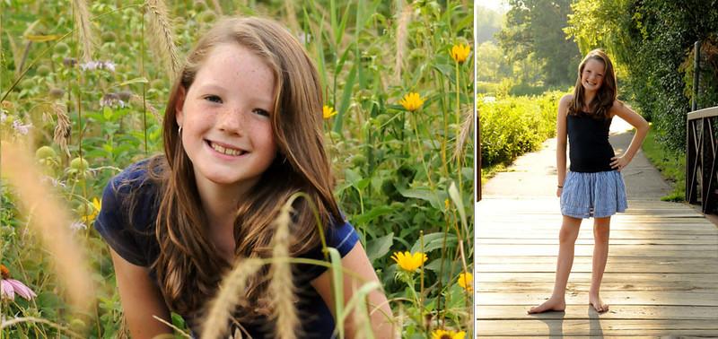 meyer kids | august 2011