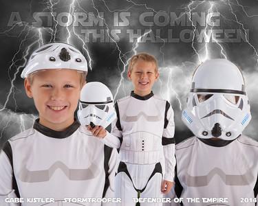 Gabe Kistler - Stormtrooper-16x20
