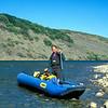 AK-2002-438a Michael canoeing Nigu River