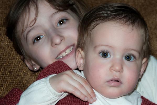 Abby and Scarlett