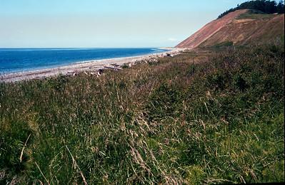 Ebey's Landing Beach