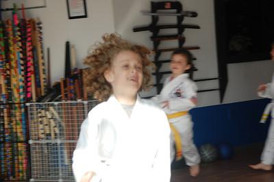Michael - karate 6-28-2013