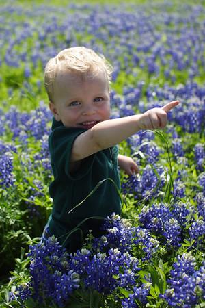 Grandson Michael, Spring 2012