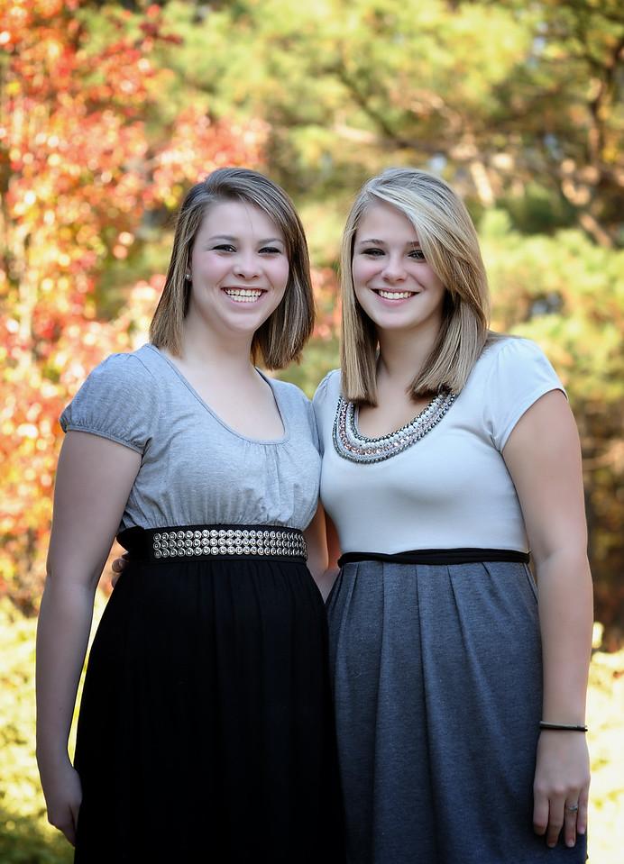 Katherine & Samantha