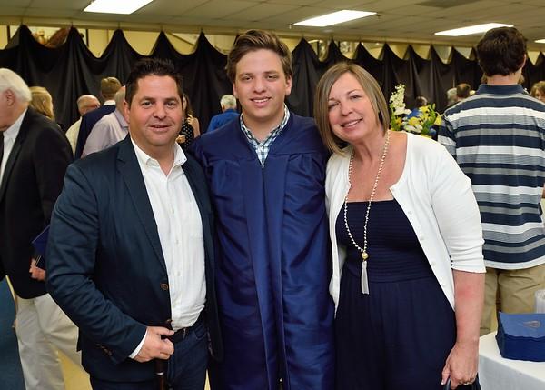 Michael's Graduation Weekend - 2018-06-01