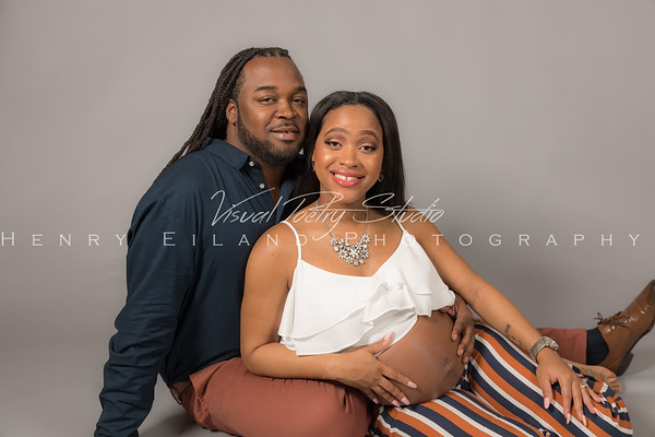 Michell & Derek's Maternity Shoot