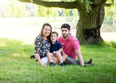 Michelle, Brandon & Gage