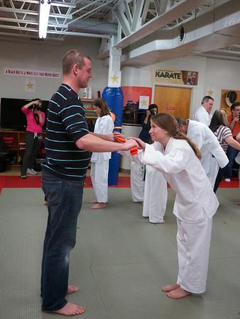 Michelle's Karate
