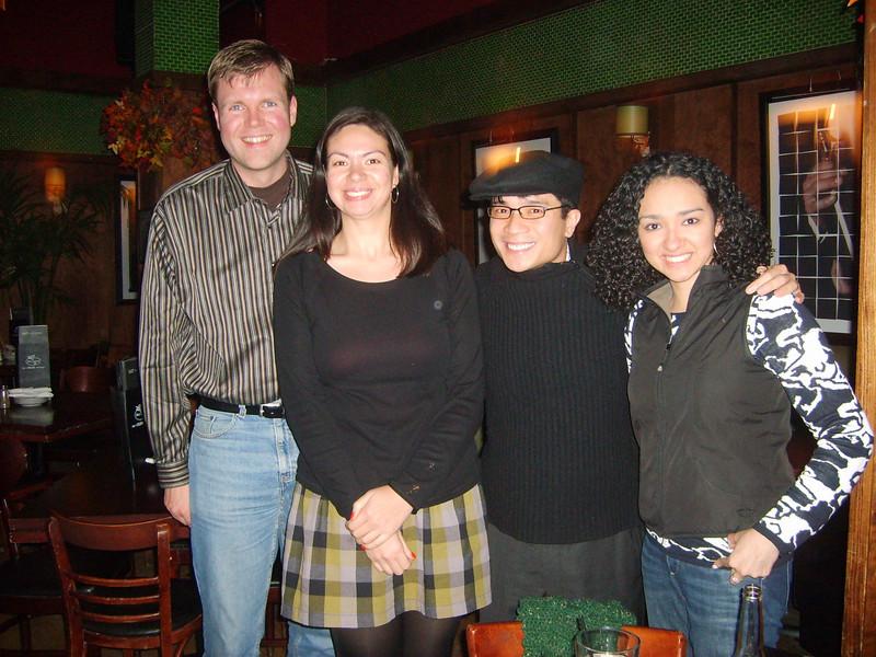 Eric, Michelle, Joey, Nadia