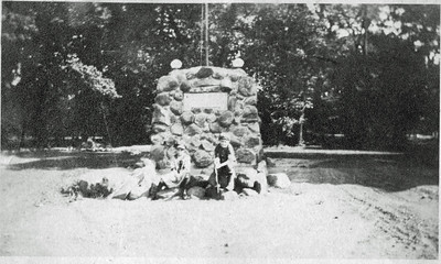 Michigan to California, 1921