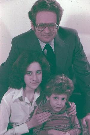 Albert and Family