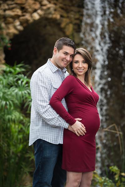 Miguel & Samantha Baby Bump