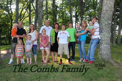 Mike C. Family 2013