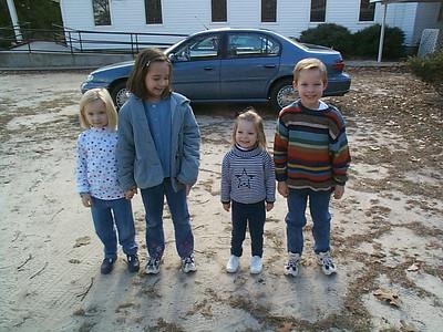 Ansley; Hayden; McKenna ; Will