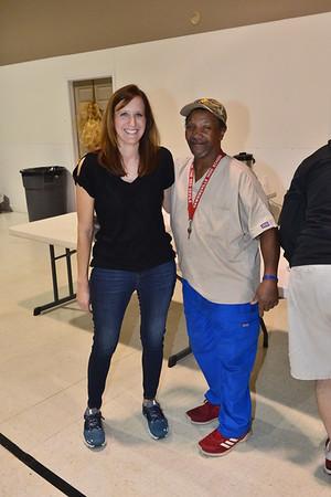 Valerie and Bobby Jackson