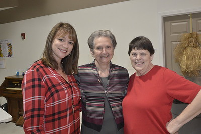 Danielle, Judy and Diane