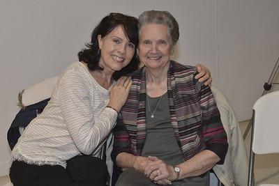 Sheryl Hall and Judy