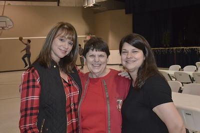 Danielle, Diane and Susan