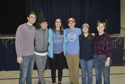 Rick, Caleb, Elaina, Sabrah, Rylee and Chesnee