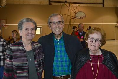 Judy, Leon and Beth