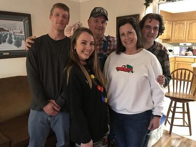 Zach, Rachel Kate, Steve, Katrina and Joseph