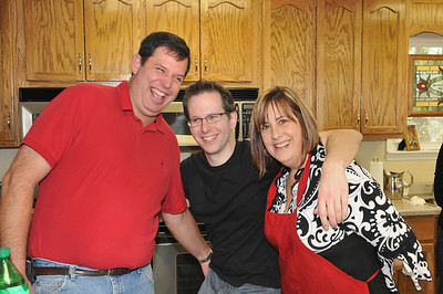 Gary, Tommy and Katrina