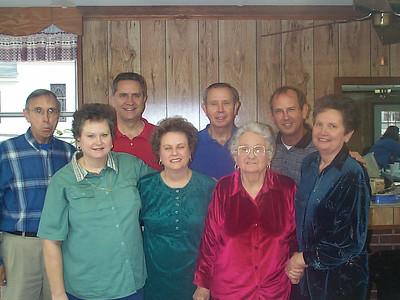 Family Photo 1999