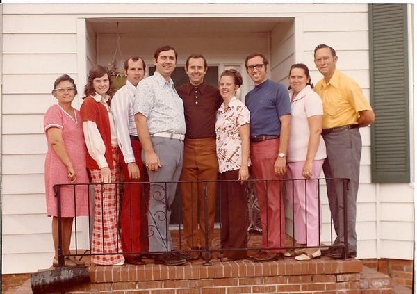 Family Photo 1972