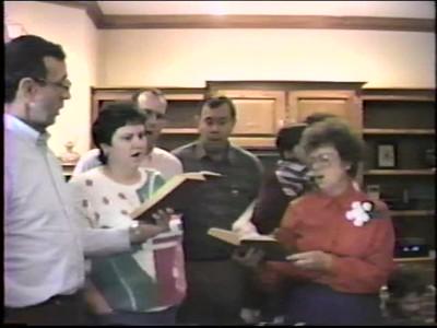 Christmas 1988 in Aiken SC